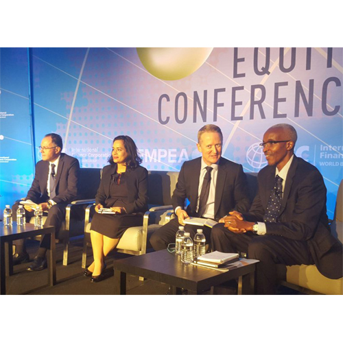 Ziad Oueslati participates on EMPEA panel