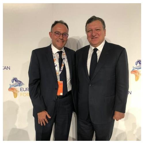 Founding partner Ziad Oueslati participates in EurAfrican Forum