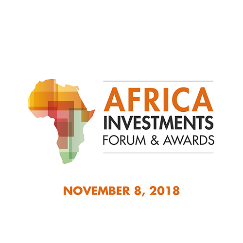 "AfricInvest wins the ""Best Private Equity Investor 2018"" at the 2018 edition of the ""Africa investments Forum&Awards"" in Paris"