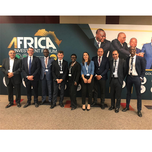 Participation of Africinvest at the Africa Investment Forum 2019