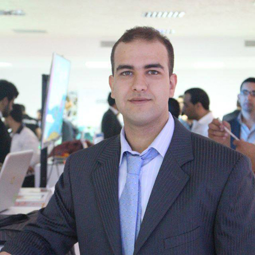 Gribaa Selim from Esprit won the first prize of